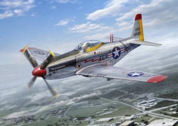 P-51H Mustang · MSV 4817 ·  Modelsvit · 1:48