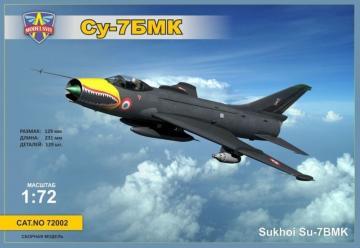 Sukhoi SU-7BMK (Export version) · MSV 72002 ·  Modelsvit · 1:72