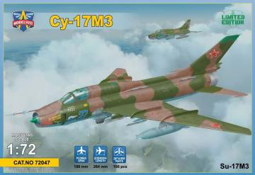 Sukhoi Su-17M3 Limited Edition · MSV 72047 ·  Modelsvit · 1:72