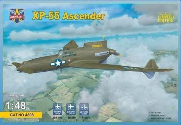 XP-55 Ascender · MSV 74808 ·  Modelsvit · 1:48