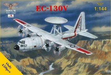 EC-130V Hercules (AWACS vers.) · MSV SVM14002 ·  Modelsvit · 1:144