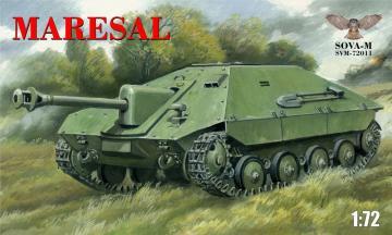 Romanian tank destroyerMar esalM-04 · MSV SVM72011 ·  Modelsvit · 1:72