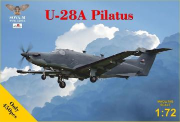 U-28A Pilatus (USAF/ Finland A.F.) · MSV SVM72016 ·  Modelsvit · 1:72