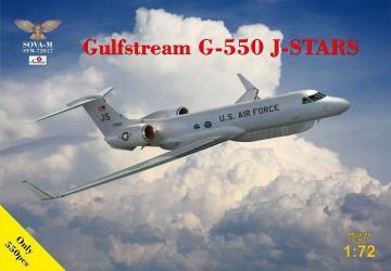 Gulfstream G-550 J-STARS · MSV SVM72017 ·  Modelsvit · 1:72