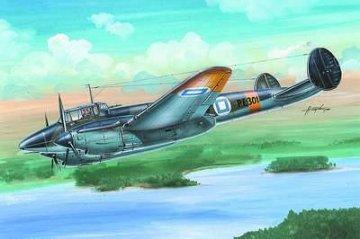 Petljakow Pe-2 / Pe-2 1941 Finnisch · MPM 48046 ·  MPM · 1:48