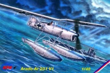 Arado Ar 231 · MPM 48047 ·  MPM · 1:48