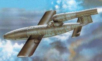 Fieseler Fi-104 A1/Re-4 · MPM 48049 ·  MPM · 1:48