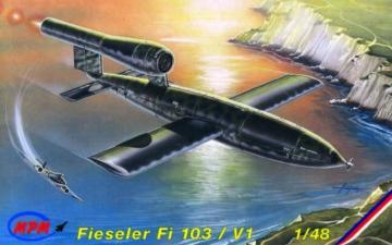 Fieseler Fi-103 V-1 / FZG-76 · MPM 48050 ·  MPM · 1:48