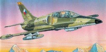 Aero L-39 ZA · MPM 48052 ·  MPM · 1:48