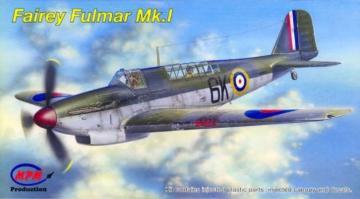 Fairey Fulmar Mk.I · MPM 48056 ·  MPM · 1:48