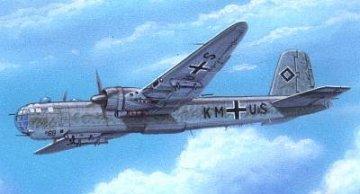 Heinkel He 177 Greif · MPM 48058 ·  MPM · 1:48