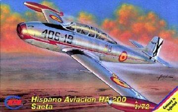 HA-200 Saeta Re-edition · MPM 72083 ·  MPM · 1:72
