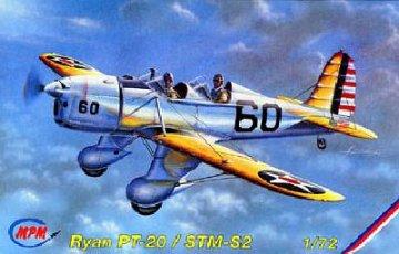 Ryan PT-20/SMT-82 · MPM 72084 ·  MPM · 1:72