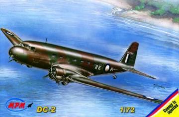 Douglas DC-2 · MPM 72091 ·  MPM · 1:72