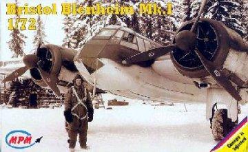 Bristol Blenheim Mk.I, Finnland · MPM 72500 ·  MPM · 1:72