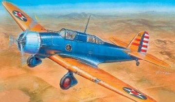 Northrop A-17 · MPM 72504 ·  MPM · 1:72