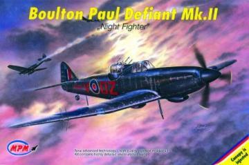 Boulton Paul Defiant Mk. II Night Fighter · MPM 72519 ·  MPM · 1:72
