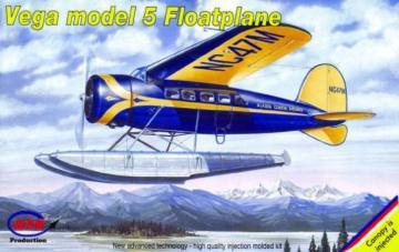 Lockheed Vega Floatplane · MPM 72528 ·  MPM · 1:72