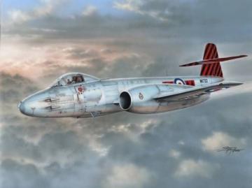 Gloster Meteor F Mk. 8 Hi-tech · MPM 72531 ·  MPM · 1:72