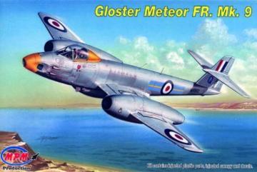 Gloster Meteor FR.Mk. 9 · MPM 72534 ·  MPM · 1:72