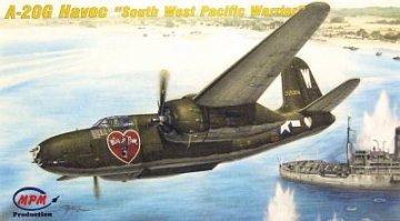 A-20G Havoc · MPM 72539 ·  MPM · 1:72