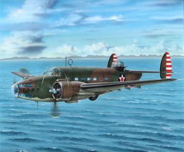 A-29/PBO-1 Hudson · MPM 72541 ·  MPM · 1:72