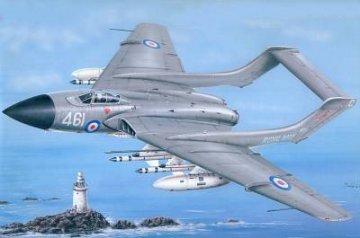 DH Sea Vixen Mk. I · MPM 72545 ·  MPM · 1:72