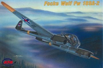 Focke-Wulf Fw 189 A-2 · MPM 72550 ·  MPM · 1:72