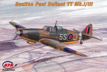 Boulton Paul Defiant TT Mk. I/II · MPM 72552 ·  MPM · 1:72