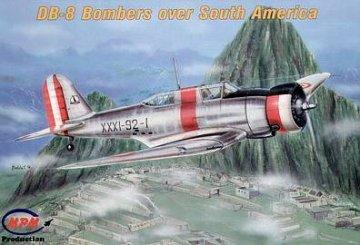 DB-8 Bombers over South America · MPM 72553 ·  MPM · 1:72