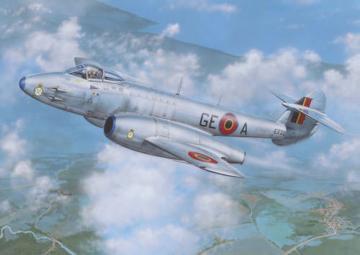 Gloster Meteor Mk.4 · MPM 72558 ·  MPM · 1:72