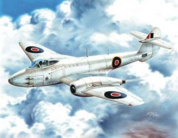 Gloster Meteor Mk.III · MPM 72563 ·  MPM · 1:72
