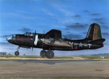 A-20J/K Havoc · MPM 72564 ·  MPM · 1:72