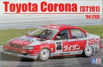 Toyota Corana (ST191) ´94 JTCC · NB B24013 ·  Nunu-Beemax · 1:24