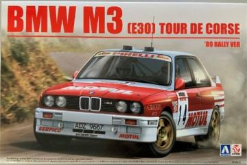 BMW M3 (E30) Tour de Corse 1989 - Rally Version · NB B24016 ·  Nunu-Beemax · 1:24