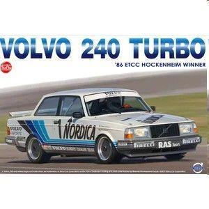 Volvo 240 Turbo ETCC Hockenheim Winner 86 · NB PN24013 ·  Nunu-Beemax · 1:24
