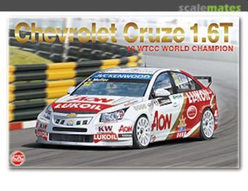 Chevrolet Cruze 1.6T ´13 WTCC WORLD CHAMPION · NB PN24022 ·  Nunu-Beemax · 1:24