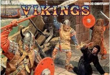 Vikings, 8.-11. century · ORI 72004 ·  Orion · 1:72