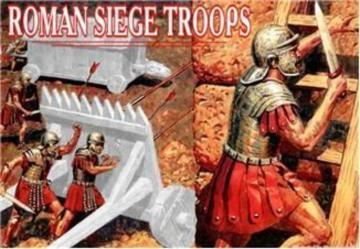 Roman siege troops · ORI 72008 ·  Orion · 1:72
