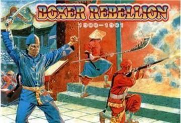 Boxer rebellion, 1900-1901 · ORI 72009 ·  Orion · 1:72