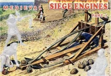 Medieval siege engines, part I · ORI 72015 ·  Orion · 1:72