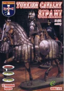 Turkish Cavalry Sipahi,XVI-XVII century · ORI 72020 ·  Orion · 1:72