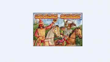 Scythians cavalry, 700-200 B.C. · ORI 72024 ·  Orion · 1:72