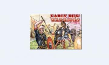 Early Rus warriors, 9.-11. century · ORI 72029 ·  Orion · 1:72