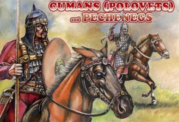 Cumans (Polovets) and Pechenegs · ORI 72034 ·  Orion · 1:72
