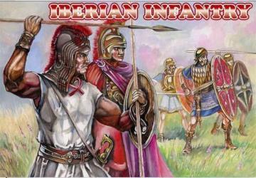 Iberian Infantry · ORI 72035 ·  Orion · 1:72