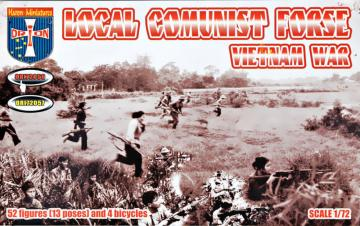 Local Comunist Forse (Vietnam War) · ORI 72056 ·  Orion · 1:72
