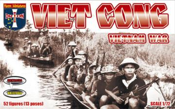 Viet Cong · ORI 72059 ·  Orion · 1:72