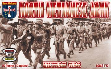 North Vietnamese Army (NVA) · ORI 72060 ·  Orion · 1:72