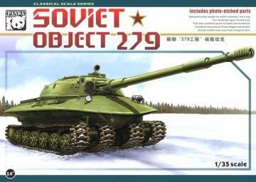 Soviet Heavy Tank Object 279 · PAN 35005 ·  PandaHobby · 1:35